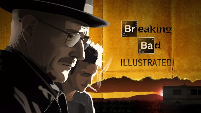 Breaking Bad (  5 saisons )