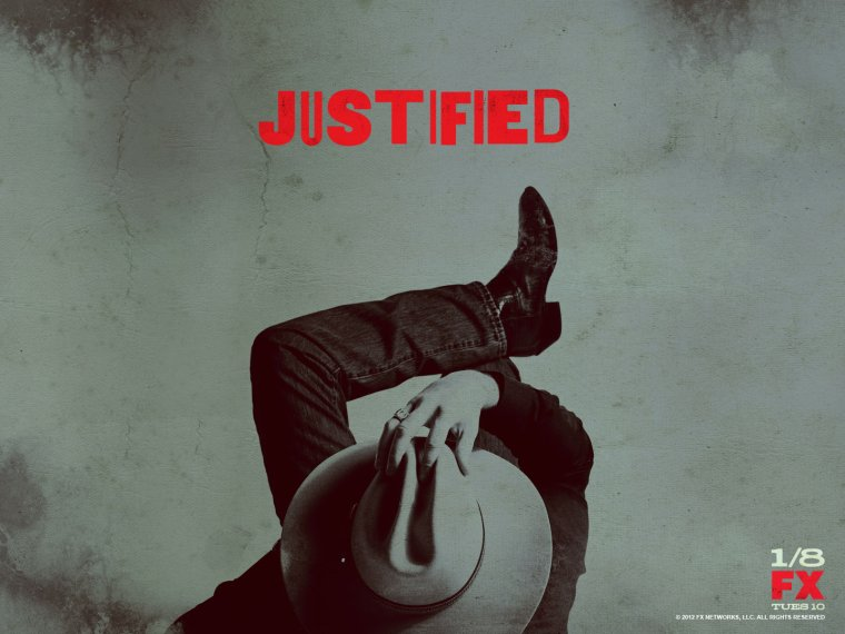 Justified  ( 4 Saisons complete )