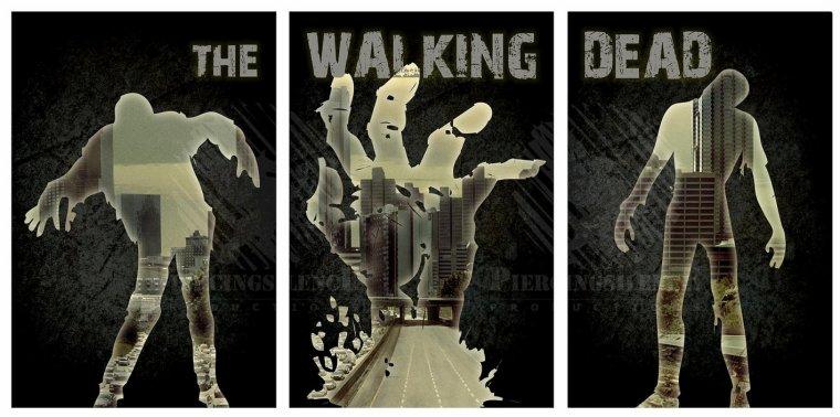 The walking Dead (debut de mise en ligne)