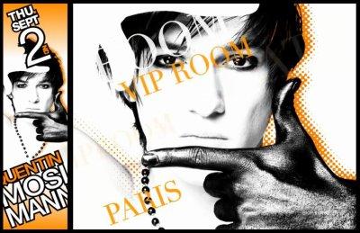[02.09] CLUB : Le VIP Room à Paris