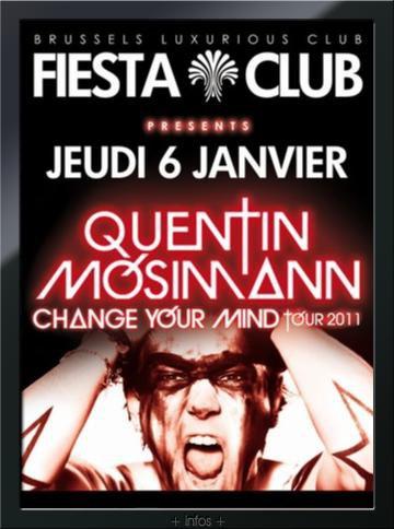 [06.01] CLUB : Le Fiesta club à Bruxelles (Belgique)