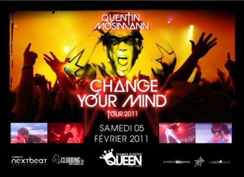 [05.02] CLUB : Le Queen à Paris