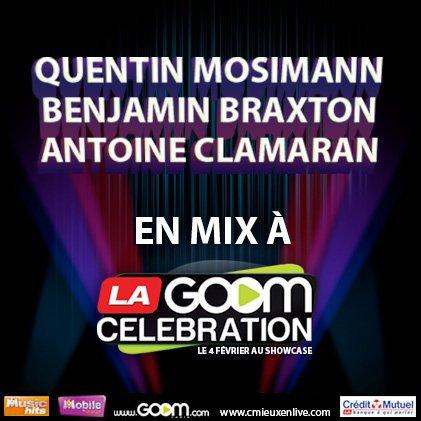[04.02] CLUB : Goom Celebration @ Showcase à Paris