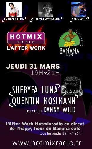 [31.03] WEB RADIO : After work sur Hotmixradio Hits