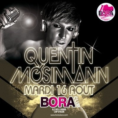 [16.08] CLUB : Le Bora au Cap d'Agde