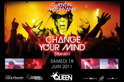 [18.06] CLUB : Le Queen à Paris