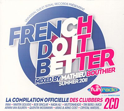 [04.07] CD : All alone vs SL sur la compilation French do it better - Summer 2011
