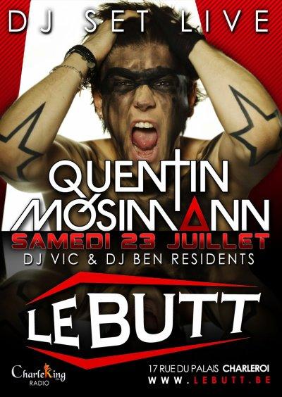 [23.07] CLUB : Le Butt à Charleroi (Belgique)