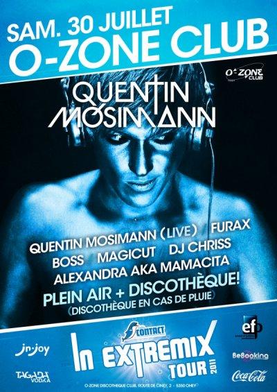 [30.07] CLUB : O-Zone à Ohey (Belgique)