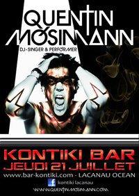 [21.07] CLUB : Le Kontiki à Lacanau