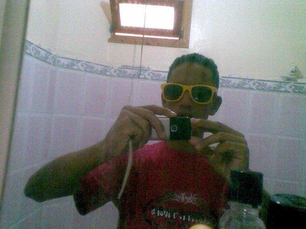 Hamza Dans LaCamp Kitéé