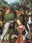 La sorcière de Versoix  en 1537