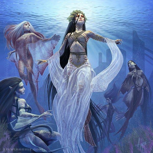 Mélusine , contes de fées et légendes