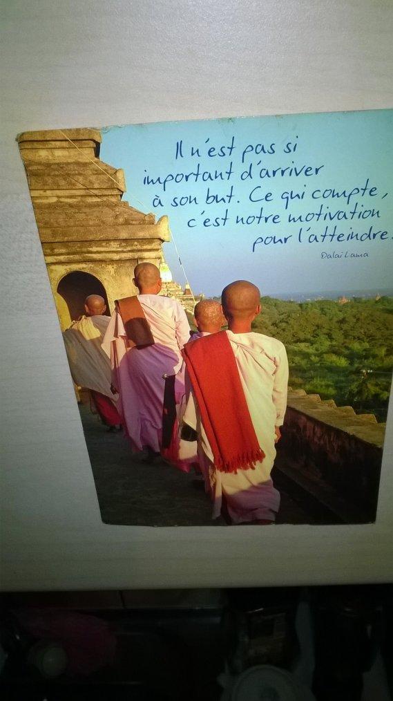 Citation à méditer