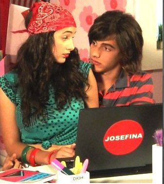 Josefine et Guillaume