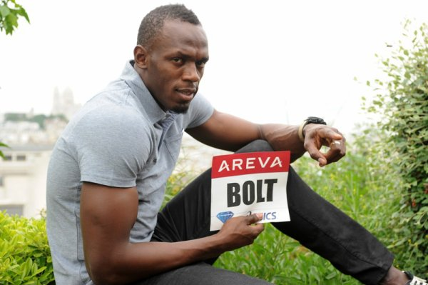 Bolt : «Je suis propre»