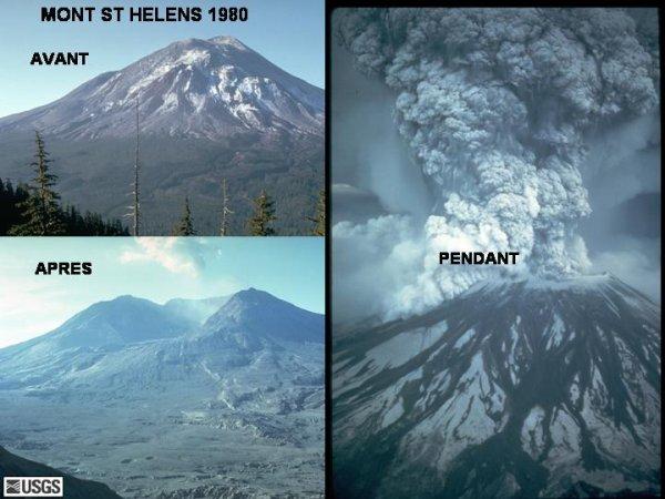 Fonctionnement d'un volcan (partie 2)