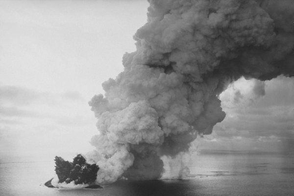 Fonctionnement d'un volcan (partie 5)