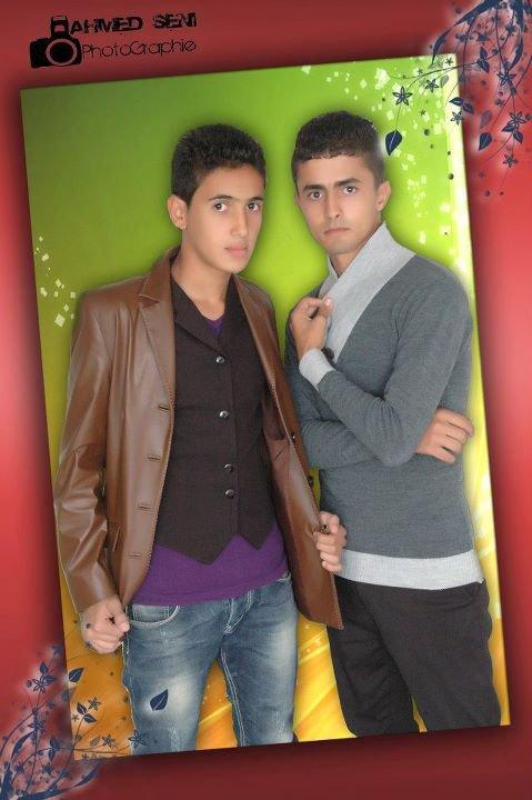 Zakaria and Ahmed