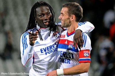 Olympique Lyonnais 3-1 Bordeaux 8ème journée de Ligue 1 à 19h00
