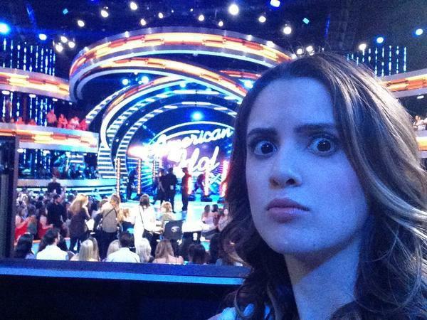 Laura Marano à American Idol le 29/04!