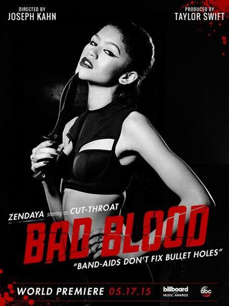 Nouvelle affiche de Zendaya !
