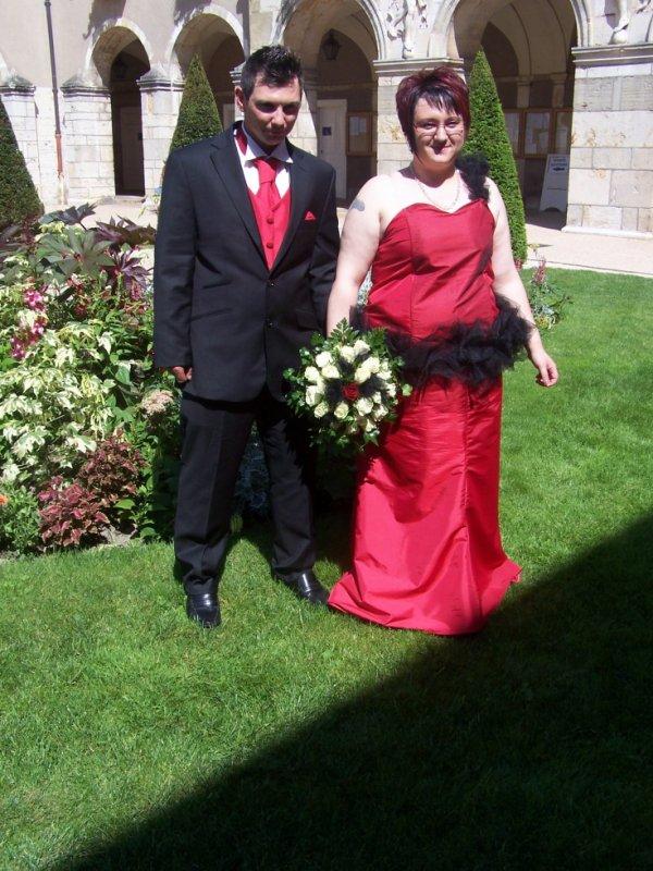 Mon mariage 23/06/2012