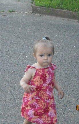 Mon neveu et ma niece Giany et Mélina