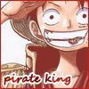 Wanted - Luffy