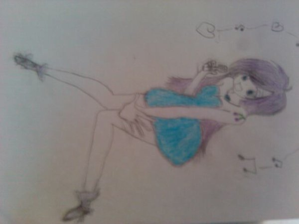 dessin de moi
