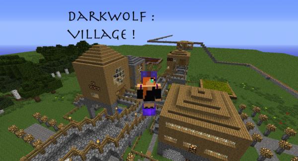 DarkWolf dans Village