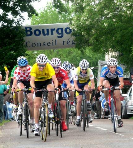 flash back: Tour du Bourbonnais