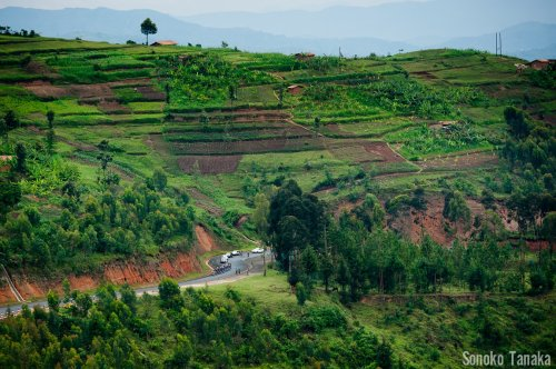 Carnet de bord Tour du Rwanda, jeudi 22 novembre