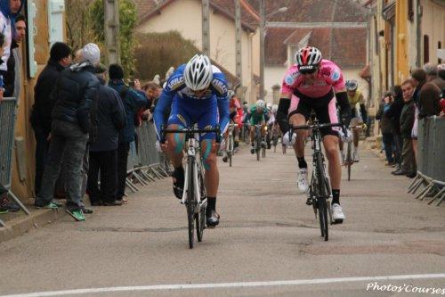 Tour du Charolais et Tour du Canton de Bourg-de-péage, 6-7 avril