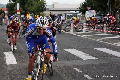 Critérium du Brézet à Clermont Fd