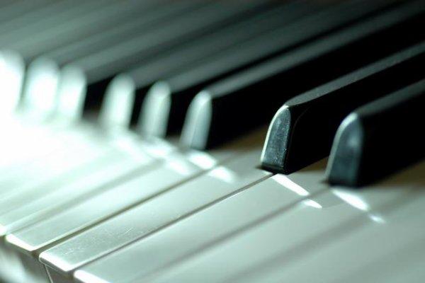 Le seul moment où le temps s'arrête, c'est quand je joue du piano.