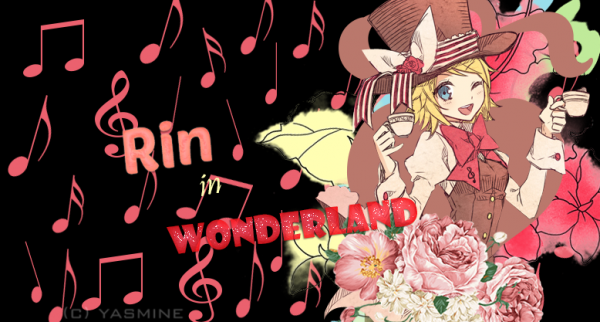 Vocaloid (in wonderland)