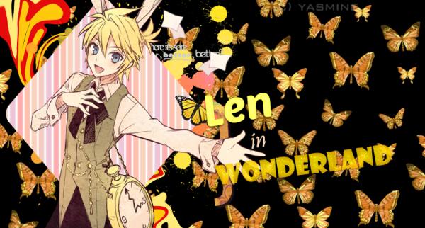 Vocaloid (in wonderland)