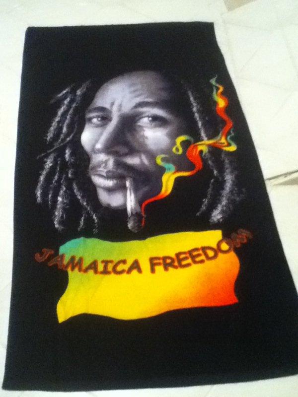 Ma nouvelle serviette !!