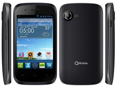 Qmobile Noir A34 Price and Features
