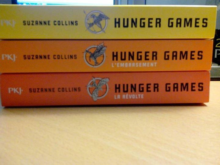 Nouvelles éditions Hunger Games !