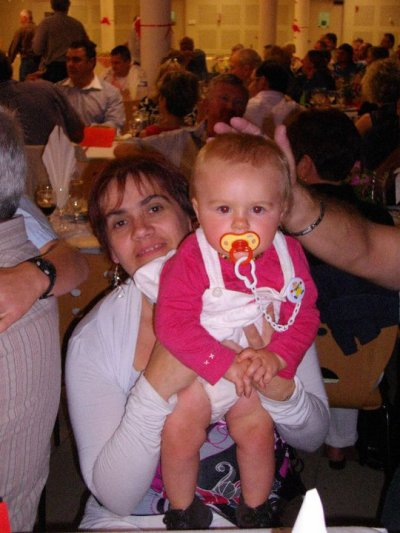 moi et ma petite niece noemie