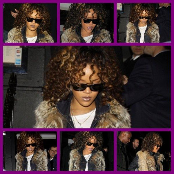 . 11/11 : Rihanna vient de nous sortir « You Da One » en ce 11 novembre 2011.  Comment trouves-tu ce nouveau single ? Aimes-tu ? Ou au contraire, le déteste-tu ? Donne moi ton avis ! .