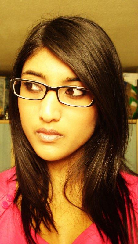 Poueeet ! Voici mes nouvelles lunettes ! :D