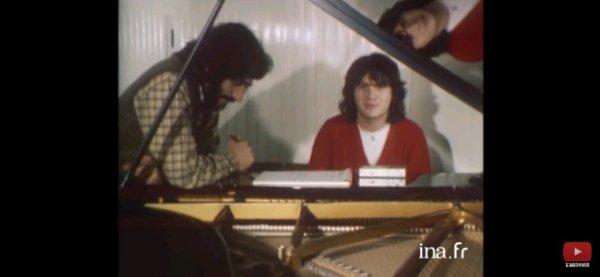 1981 : Une journée avec Daniel Balavoine | Archive INA