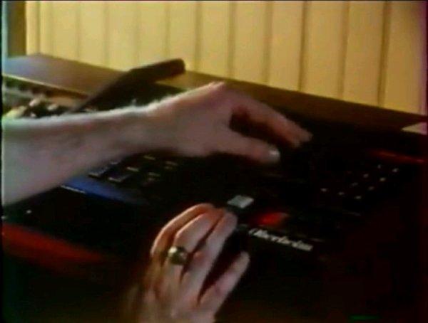 Méthode d'écriture par instrument