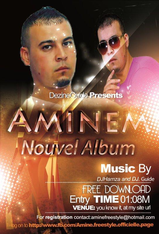 BAC Algéria / Aminem 2013 BAC Algéria (2013)