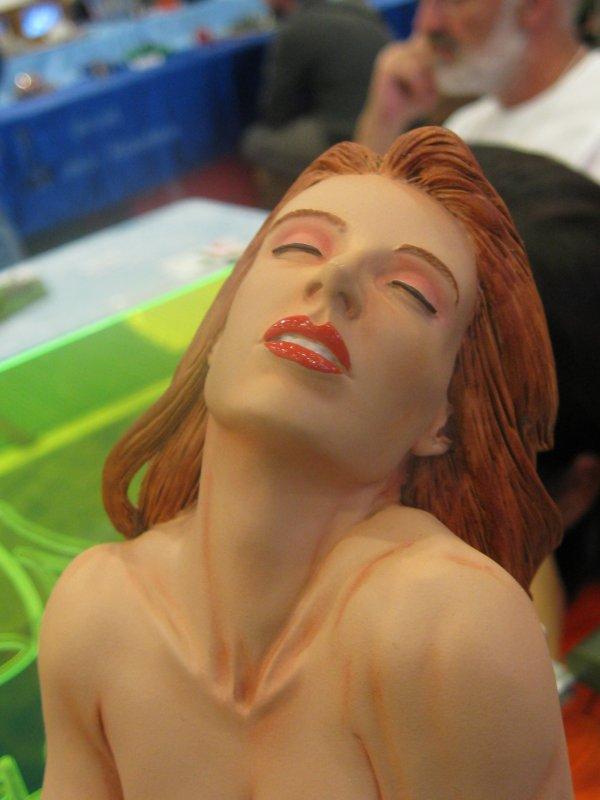 tres jolie figurine (modelisme)