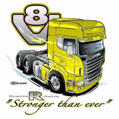 logo de camion
