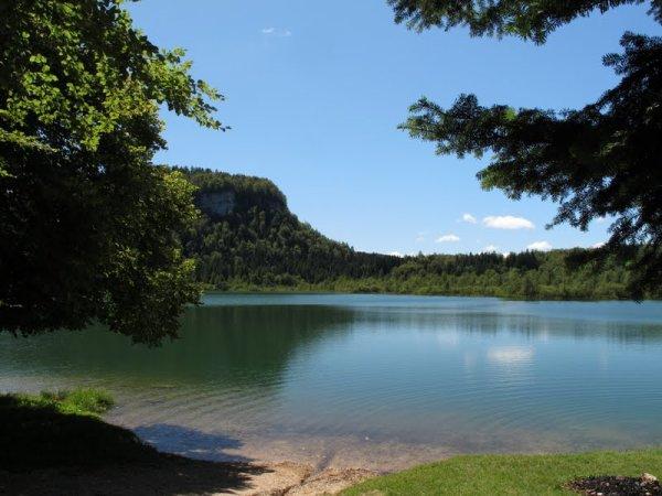 tres jolie lac